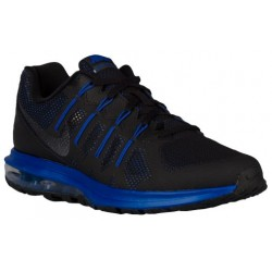 Nike Air Max Dynasty - Men's - Running - Shoes - Black/Met Hematite/Racer Blue/Anthracite-sku:6747004