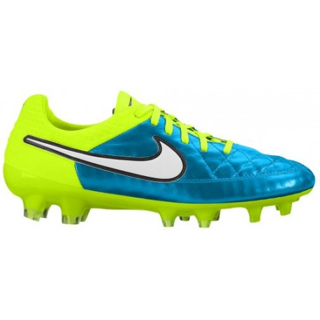 size 40 de88c a2db9 Nike Tiempo Legend V FG - Women's - Soccer - Shoes - Blue  Lagoon/White/Volt/Black-sku:44951400