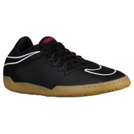 Nike Hypervenomx Pro IC - Men's - Soccer - Shoes - Black/White/Challenge
