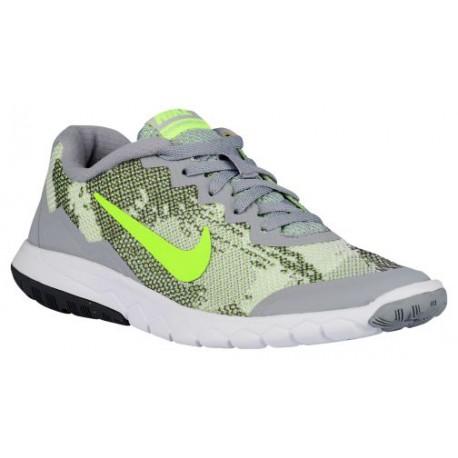 Nike Flex Experience 4 - Boys  Grade School - Running - Shoes - Wolf Grey 781e52e37