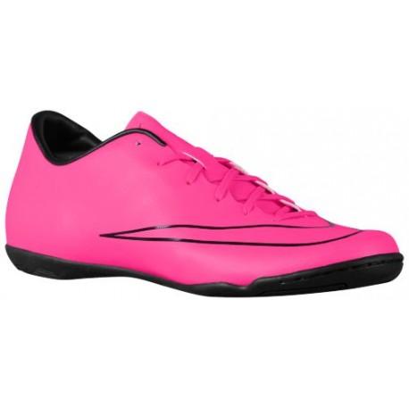 low priced dbae5 66e2e Nike Mercurial Victory V IC - Men s - Soccer - Shoes - Hyper Pink Black