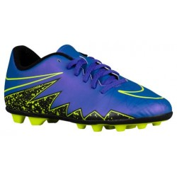 Nike Hypervenom Phade 2 FG-R - Girls' Grade School - Soccer - Shoes - Hyper Grape/Hyper Grape/Black/Volt-sku:44942550