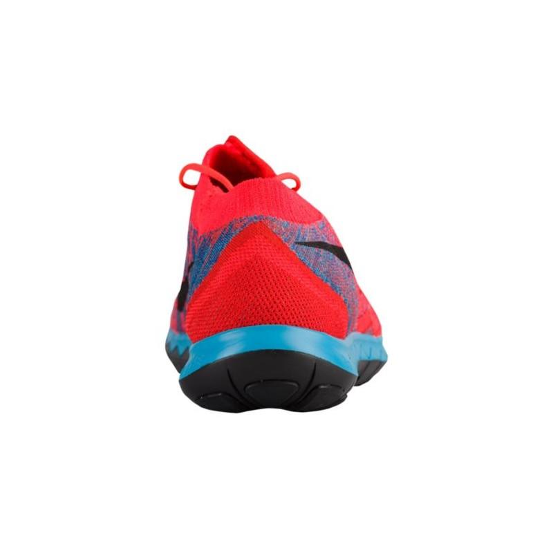 new styles ccda6 0b113 ... Nike Free 3.0 Flyknit 2015 - Men s - Running - Shoes - Hyper Orange Blue  ...
