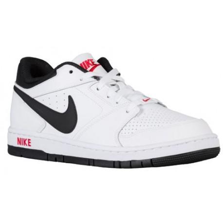 Nike Prestige IV - Men's - Basketball - Shoes - White/Black/University Red