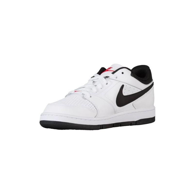 ... Nike Prestige IV - Men's - Basketball - Shoes - White/Black/University  Red ...