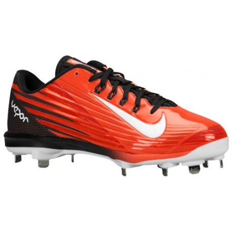 size 40 f2ddc e7331 orange nike baseball cleats,Nike Lunar Vapor Pro - Men s - Baseball - Shoes  - Game Orange White Black-sku 83895810
