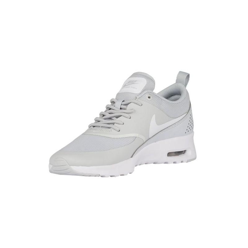 Nike Air Max Thea - Scarpe Da Ginnastica Bianche Delle Donne 5sz2j8