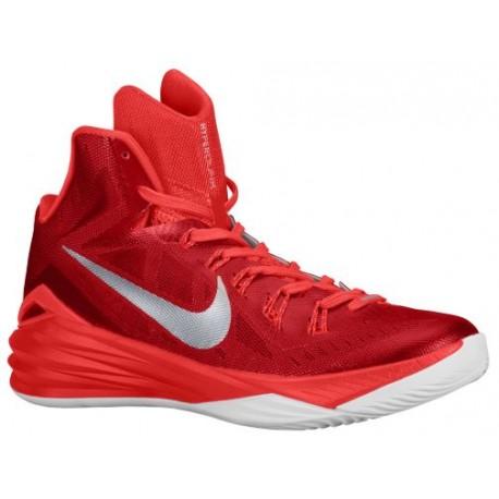 the latest fd267 72303 nike hyperdunk 2014 red,Nike Hyperdunk 2014 - Women s - Basketball - Shoes  - Gym Red Bright Crimson White Metallic Silver-sku 5