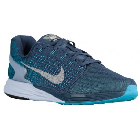 mens nike lunarglide 6 blue red