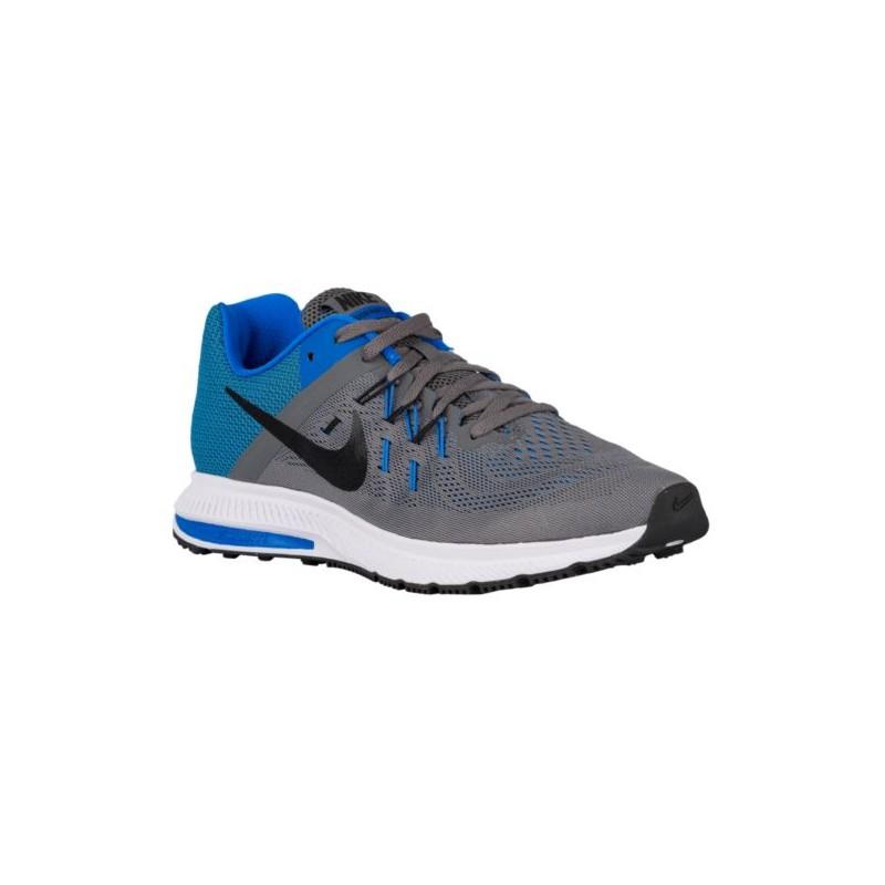 hot sale online 8e160 70553 nike revolution 2 running shoes men,Nike Zoom Winflo 2 - Men s - Running -  Shoes - Dark Grey Soar White Black-sku 7276004