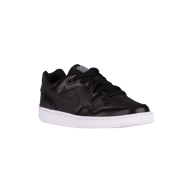 Nike Son Of Force - Women's - Basketball - Shoes - Black/White/Black ...