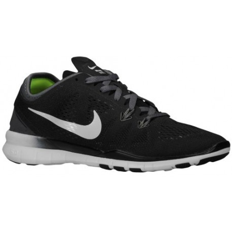 Nike Free 5.0 TR Fit 5 - Women's - Training - Shoes - Black/Dark