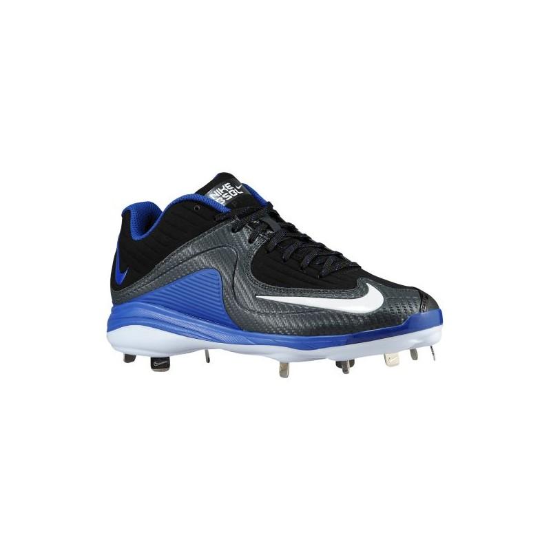 Nike Air MVP Pro Metal 2 - Men\u0027s - Baseball - Shoes - Black/Rush ...
