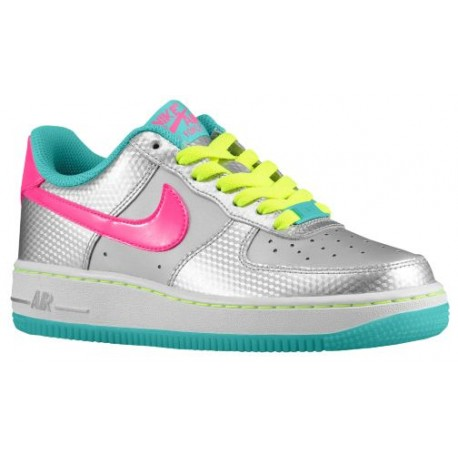 Nike Air Force 1 Low '06 - Girls' Grade School - Basketball - Shoes