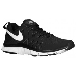 Nike Free Trainer 5.0 w/Weave - Men's - Training - Shoes - Black/Black/White-sku:79809010