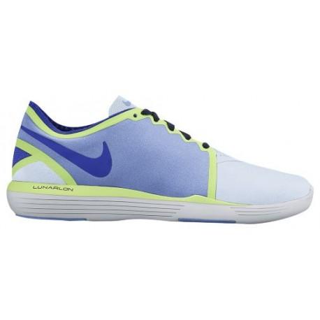 Nike Lunar Sculpt - Women's - Training - Shoes - Chalk Blue/Racer Blue/