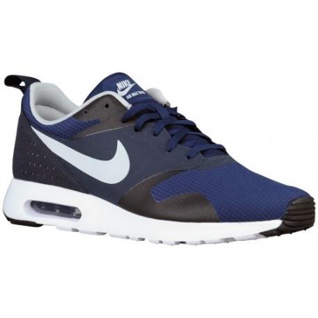 Men Nike Air Max Tavas'Running Shoes' Midnight Navy/Dark Obsidian/White/Neutral Grey Model UK1843