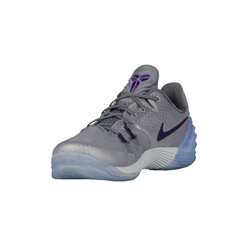 detailed look 66cc0 9a1bf ... Nike Kobe Venomenon 5 - Mens - Basketball - Shoes - Kobe Bryant - Wolf  Grey ...