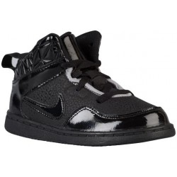 Nike First Flight - Boys' Toddler - Basketball - Shoes - Black/Black-sku:34001470