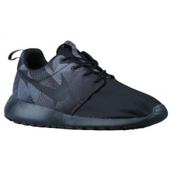 Nike Roshe One - Men's - Running - Shoes - Black/Black/Dark Grey-sku:55206002