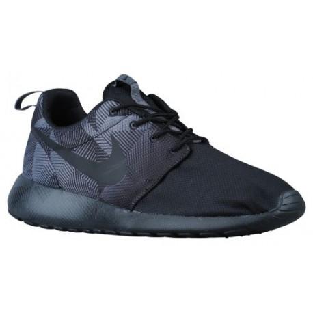 online retailer 14670 77c6d nike roshe black grey,Nike Roshe One - Mens - Running - Shoes -  BlackBlackDark Grey-sku55206002