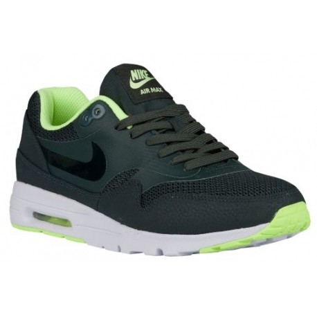 Nike Womens Air Max 1 Ultra Essentials Seaweed Ghost Green Pure Platinum