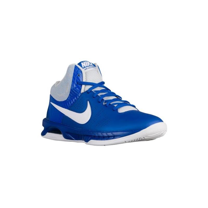 nike basketball shoes bluenike air visi pro vi womens