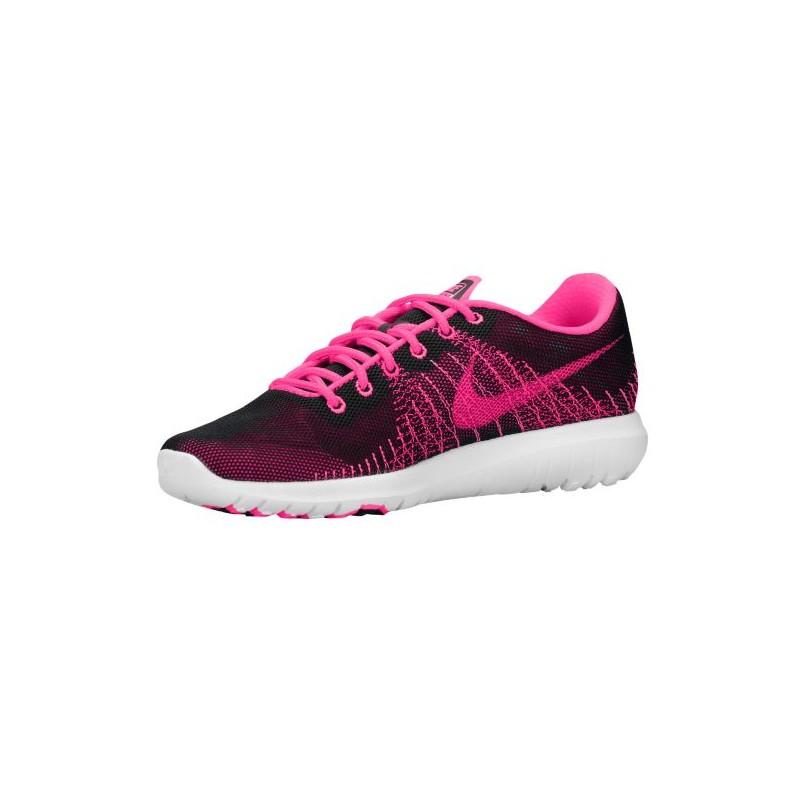 ... Nike Flex Fury - Girls' Grade School - Running - Shoes - Black/Vivid ...