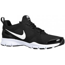 Nike IN-Season TR  2 - Women's - Training - Shoes - Black/White/Metallic Silver-sku:25737005