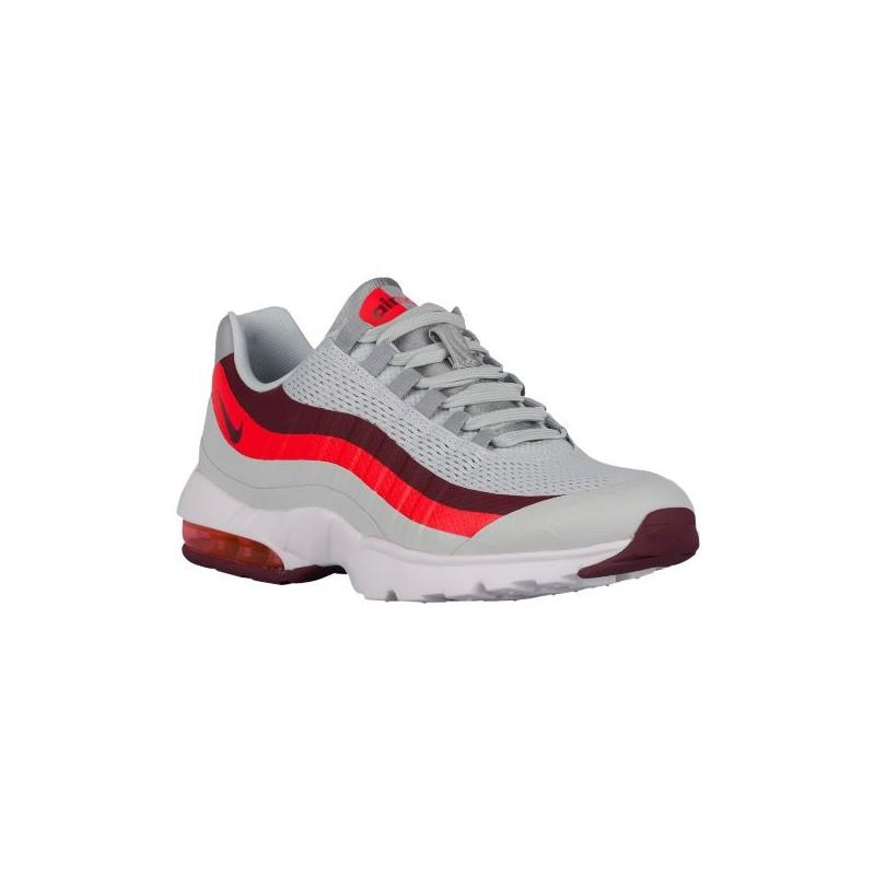 Nike Air Max 95 Ultra - Women's - Running - Shoes - Pure Platinum/Deep ...