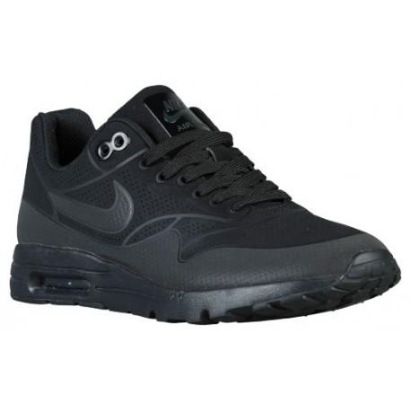 Nike Air Max 1 Ultra - Women's - Running - Shoes - Black/Anthracite/Black-sku:04995003