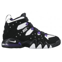 Nike Air Max CB2 '94 - Men's - Basketball - Shoes - Black/Pure Purple/White-sku:05440006