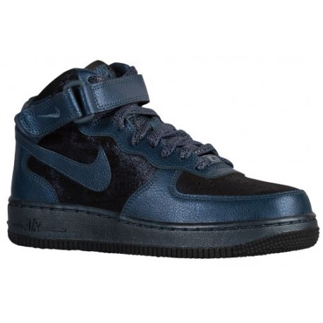 timeless design 97d07 4f561 air force 1 nike mid,Nike Air Force 1  07 Mid Prem - Women s - Basketball -  Shoes - Metallic Armory Navy Metallic Armory Navy-s