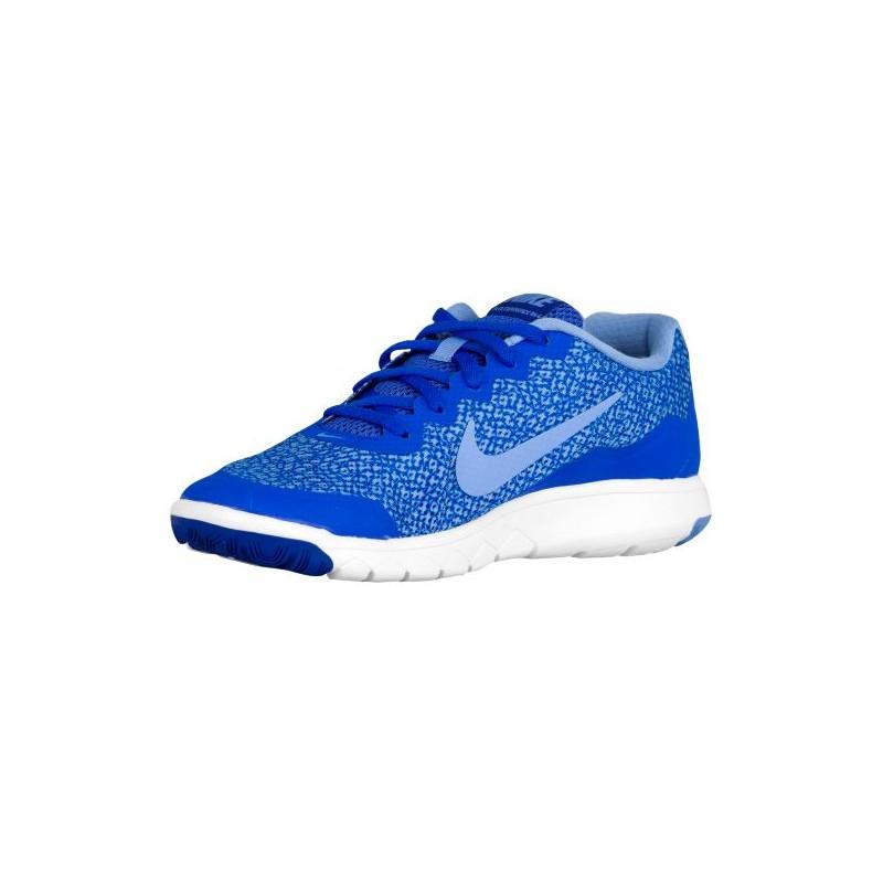 ... Nike Flex Experience Run 4 - Women's - Running - Shoes - Racer Blue/ White ...