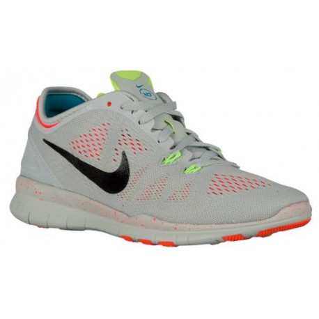 newest 6ddf3 46060 Nike Free 5.0 TR Fit 5 - Women's - Training - Shoes - White/Black/Bright  Crimson/Volt-sku:22782416
