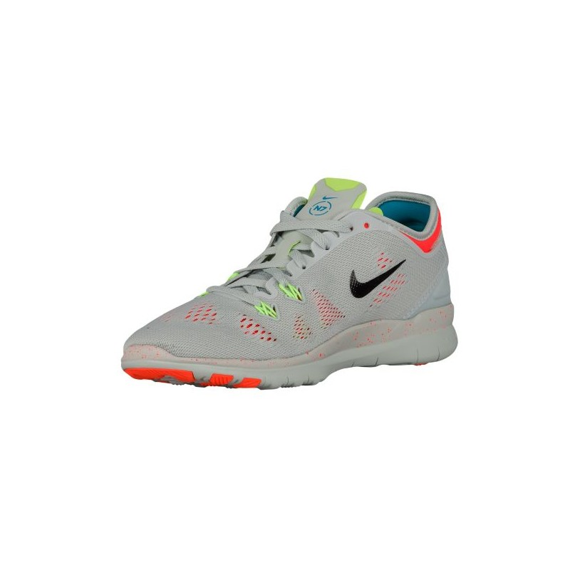 ... Nike Free 5.0 TR Fit 5 - Women's - Training - Shoes - White/Black ...