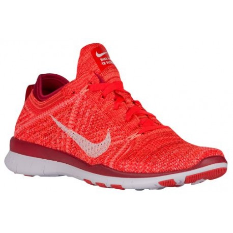 innovative design 579dd 15682 nike free 5 tr,Nike Free TR 5 Flyknit - Women s - Training - Shoes - Bright  Crimson White-sku 8785601