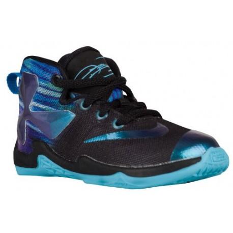 size 40 22a97 df791 ... Nike LeBron XIII - Boys  Toddler - Basketball - Shoes - LeBron James -  Black ...