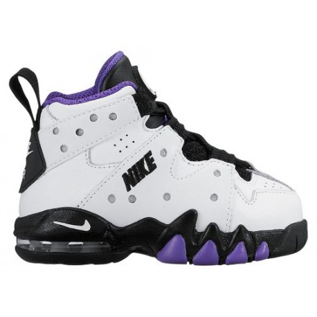 best quality 190ff 2cfc8 nike air max2 cb 94,Nike Air Max CB 94 - Boys  Toddler - Basketball - Shoes  - White Black Pure Purple-sku 08886105