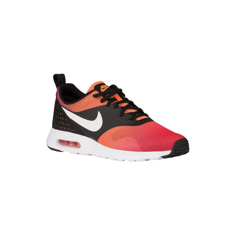 nike running shoes red and blacknike air max tavas men