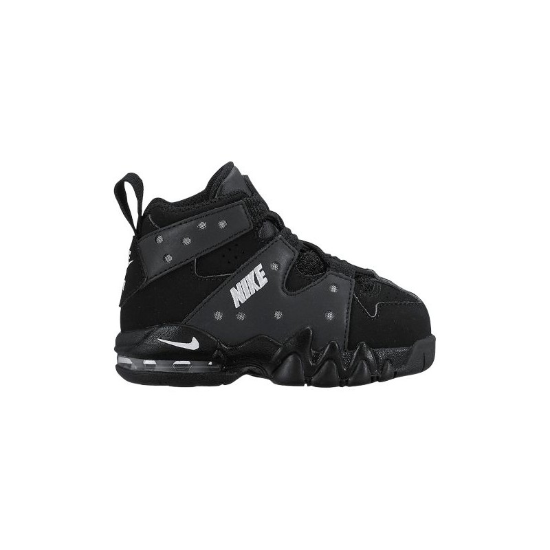 ... Nike Air Max CB 94 - Boys' Toddler - Basketball - Shoes - Black/ ...