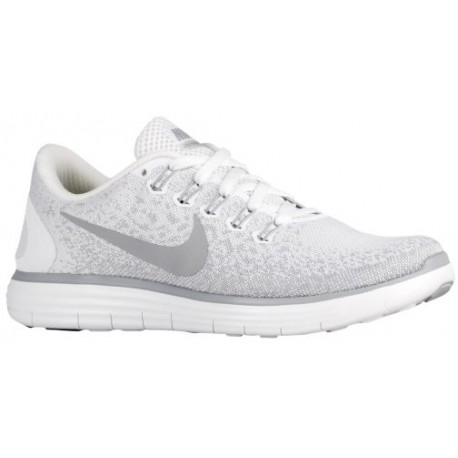 new concept b9ed1 85293 Nike Free RN Distance - Women's - Running - Shoes - White/Wolf Grey/Pure  Platinum-sku:27116100