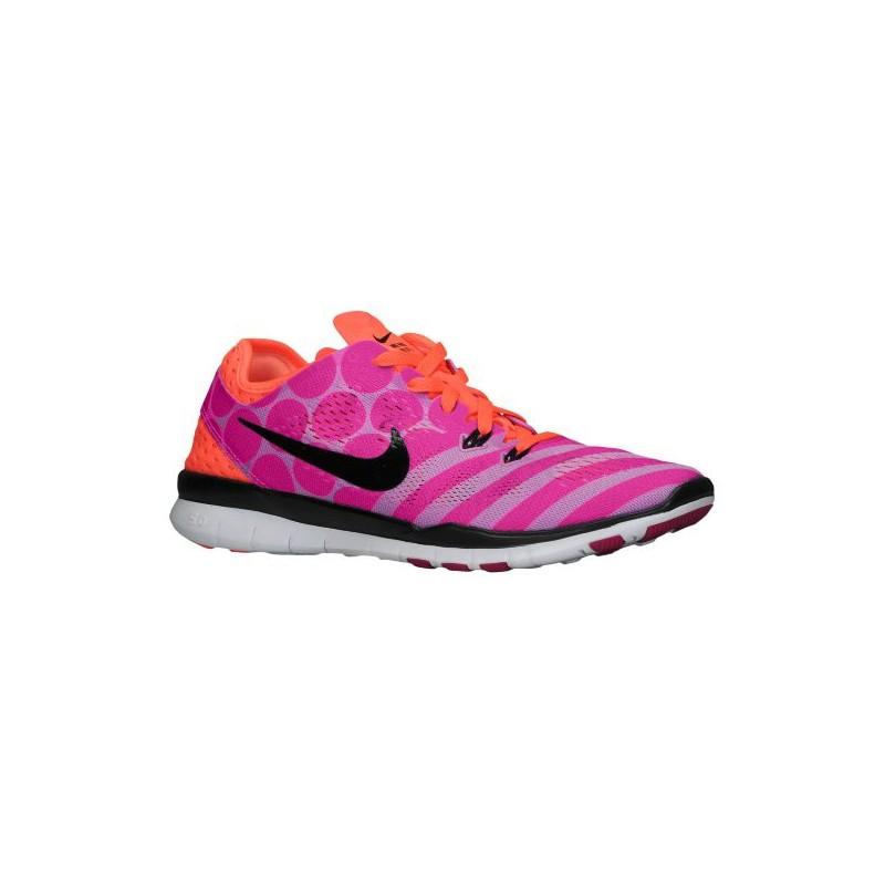 Nike Free 5.0 TR Fit 5 - Women's - Training - Shoes - Fuchsia Glow/ ...
