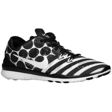 the best attitude f4e08 90b09 Nike Free 5.0 TR Fit 5 - Women's - Training - Shoes -  Black/White-sku:04695008
