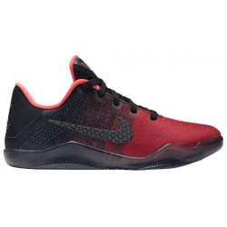 Nike Kobe XI Elite - Boys' Grade School - Basketball - Shoes - Kobe Bryant - University Red/Metallic Gold/Black/Bright Crimson-s