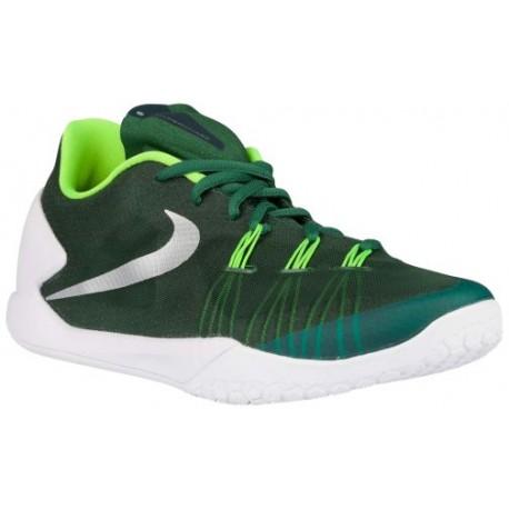 Cheap Nike Hyperchase Gorge Green/White/Electric Green/Metallic Silver