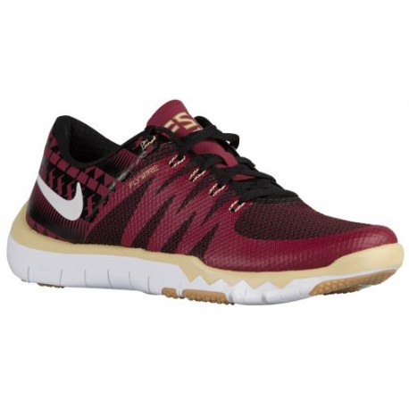 purchase cheap 954d4 4eb2e Nike Free Trainer 5.0 V6 - Men's - Training - Shoes - Team Gold/Black/Team  Maroon/White-sku:23939706