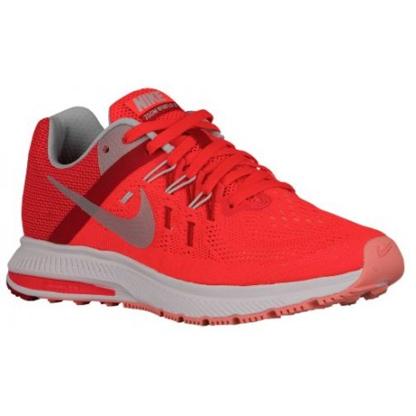 a2387e4e6361 ... spain nike air zoom winflo 2 womens running shoes bright crimson  university 753fe 8de2e france white ...