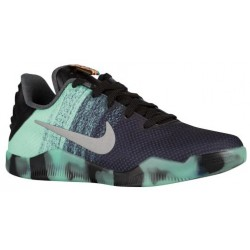 Nike Kobe XI Elite - Boys' Grade School - Basketball - Shoes - Kobe Bryant - Green Glow/Black/Persian Violet-sku:24411305