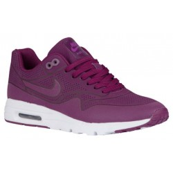 Nike Air Max 1 - Women's - Running - Shoes - Mulberry/Purple Dusk/White/Mulberry-sku:04995500